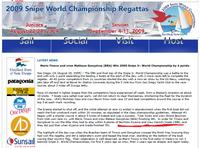 Snipe_junior_world_latest_news
