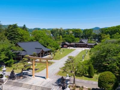 Nagano-gokoku-jinja